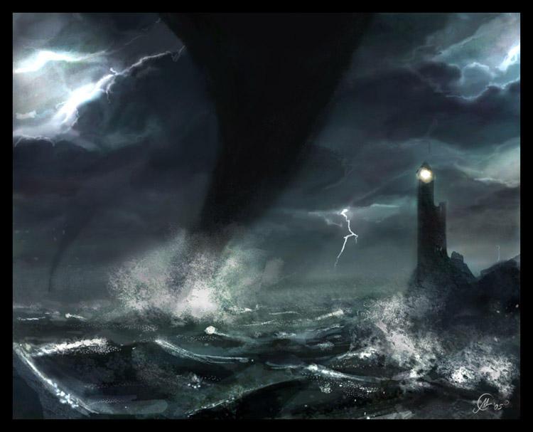 Tornado by eMorgan