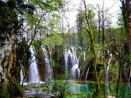 Plitvice Lakes I