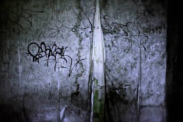 Lambeaux d'ame sur les murs