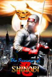 shinobi fan movie poster by tonatello
