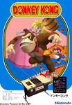 Donkey Kong Arcade Flyer Remake