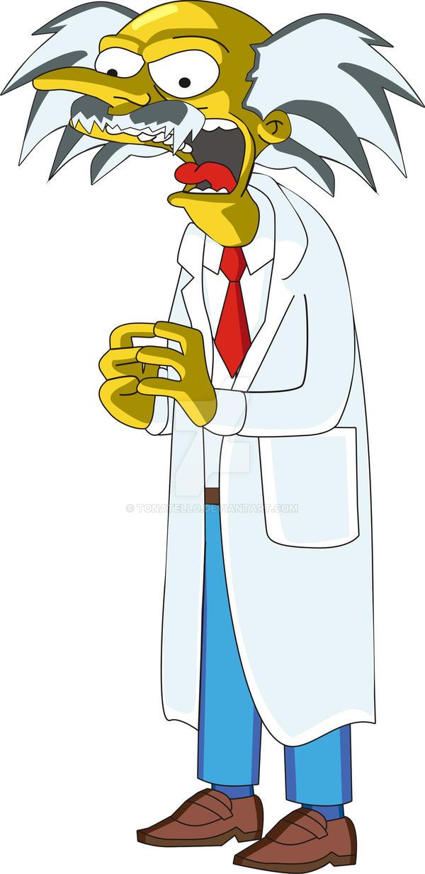 Dr Wily Burns by tonatello