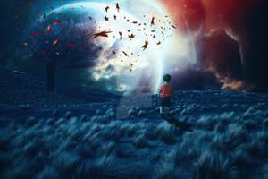 Space boy by tonatello