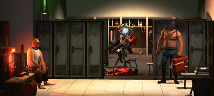 Hey buddy, I think you've got the wrong door...