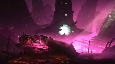 Risen World: Dragon Rider by FrvrMate
