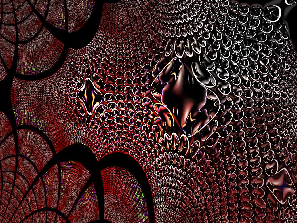 Experiment 1 - Fractal by PomPrint