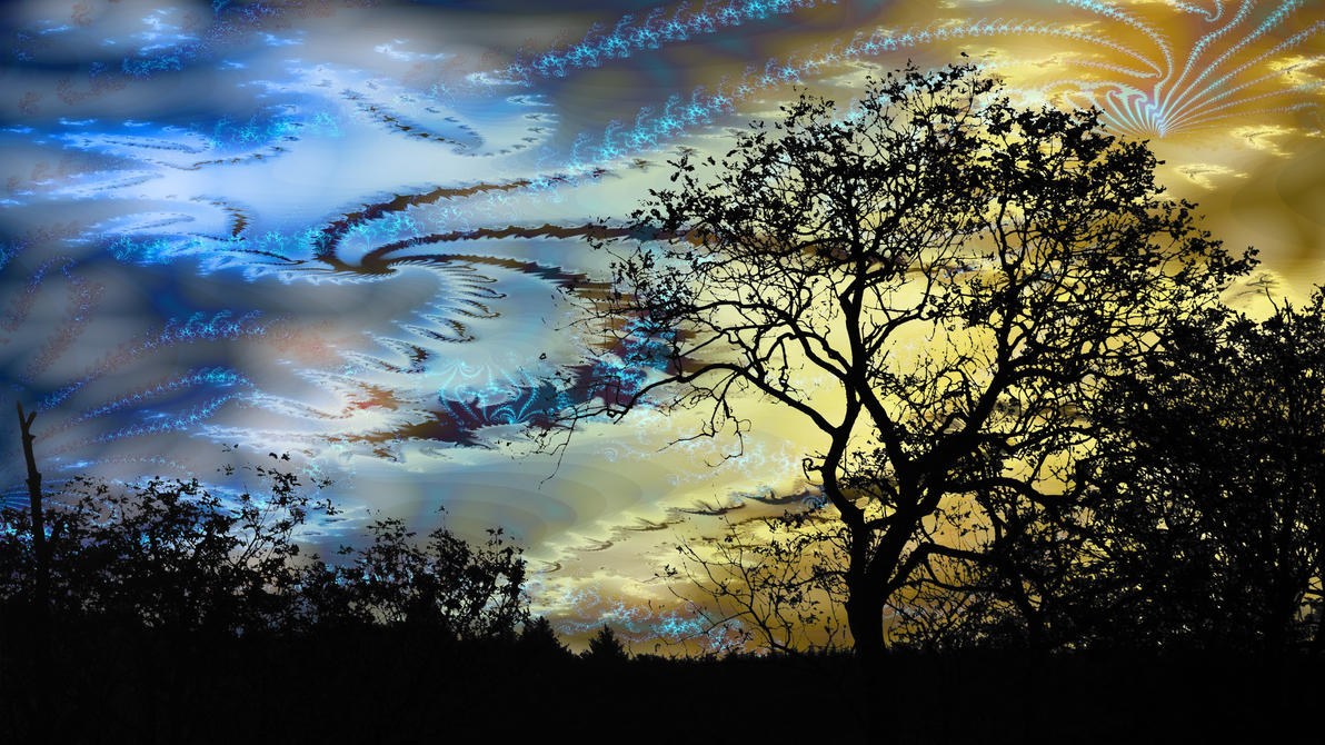 Aurora Borealis by PomPrint