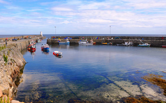 Rosehearty Harbour 1