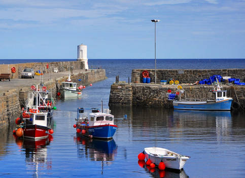 Rosehearty Harbour 2