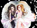 Lorde X Lana