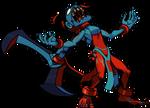 Painwheel - Berserk Ryuko by Galactakiller36