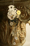 Reconstructed Watch Pendant