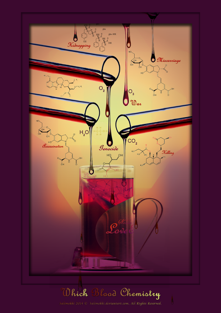 Which Blood Chemistry by salimekki