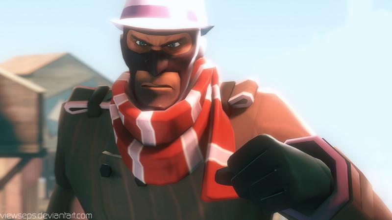 Team Fortress 2 Tf2 Spy By Viewseps On Deviantart