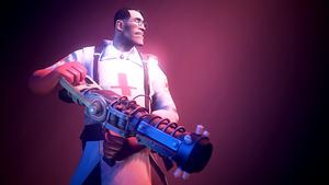 Team Fortress 2 (TF2) - Medic