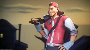 Team Fortress 2 (TF2) - Scout