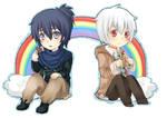 No. 6 Rainbow Chibi