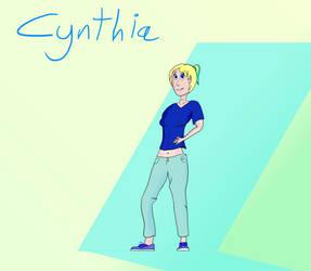 Cynthia Ref by Rexart35