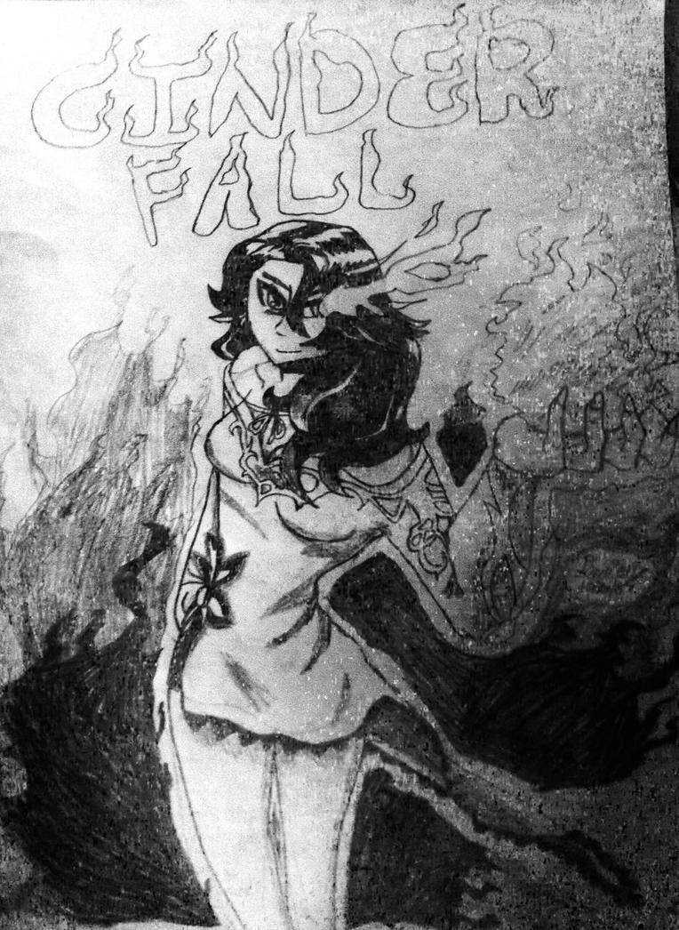 Cinder Fall from RWBY by DD-Yang