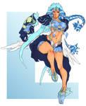 Warrior, Daimida - contest