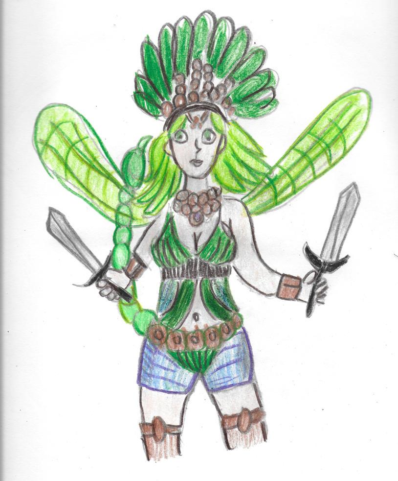 Rakashiwarrior by keyootee