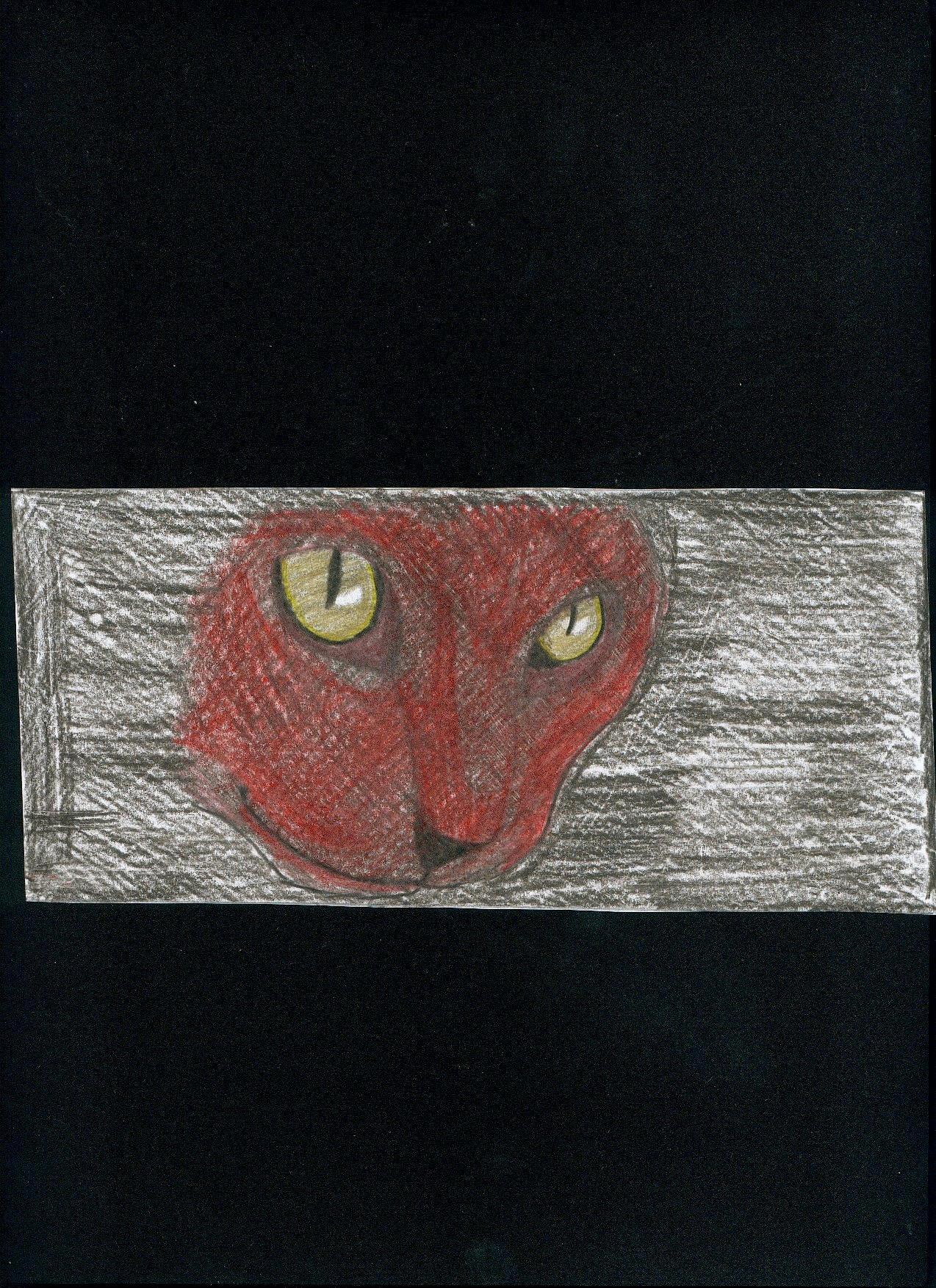 The Devils cat by xasylumx