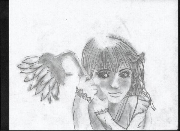 Little girl by xasylumx