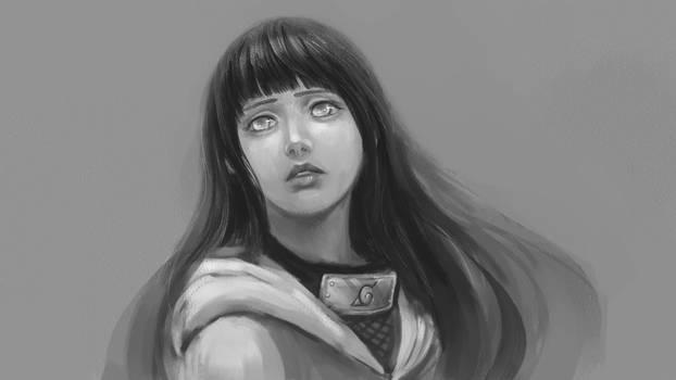 Speed Drawing Hinata