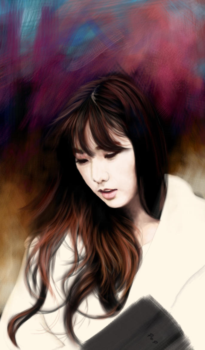 Taeyeon46 by raretak