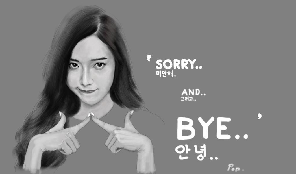 sorry and goodbye Jessica. by raretak