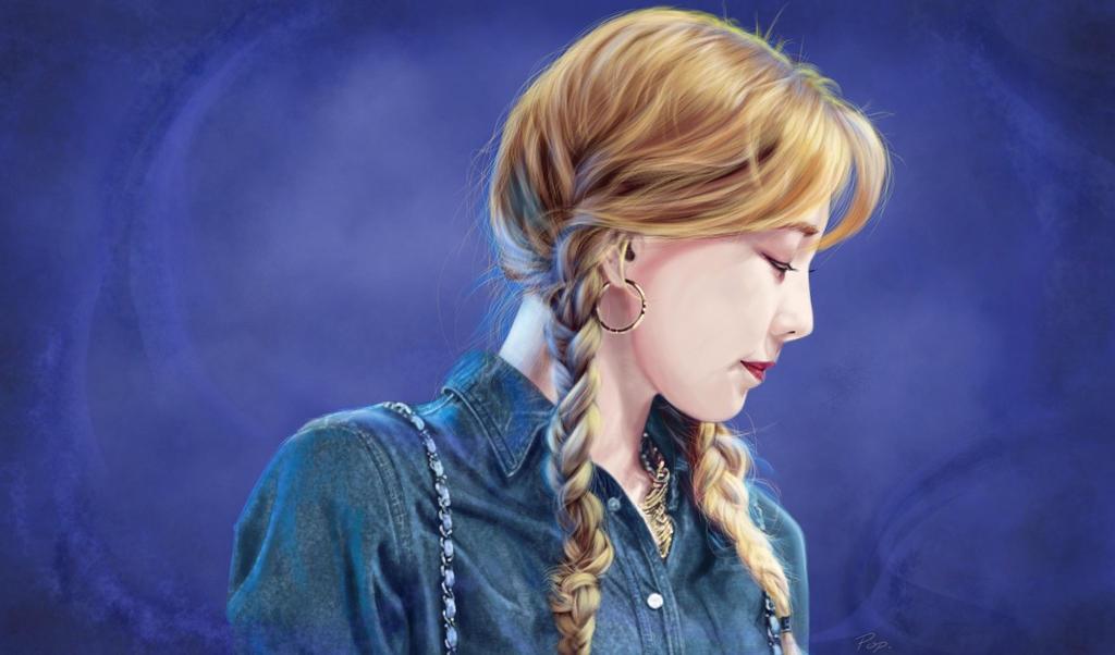 Taeyeon 48 by raretak