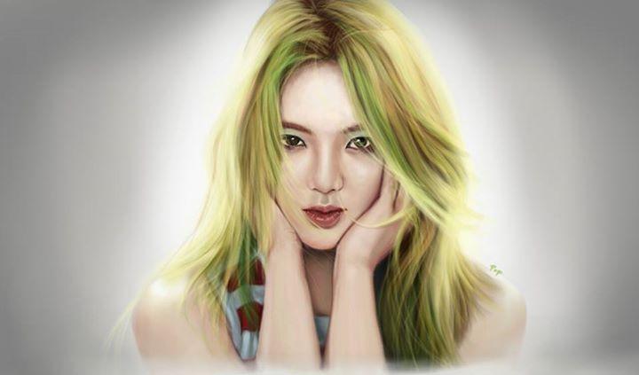 Hyoyeon4 by raretak