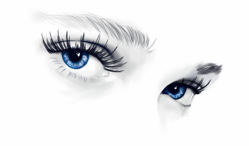 The eyes by raretak