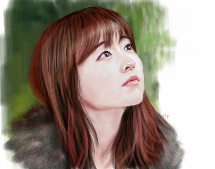 Park Bo Young by raretak