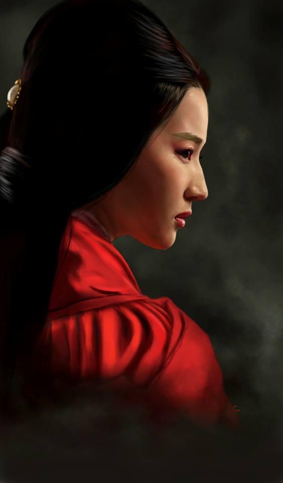 Liu Yi Fei by raretak