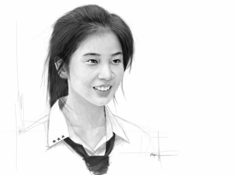 Sananthachat : Thai actress. by raretak