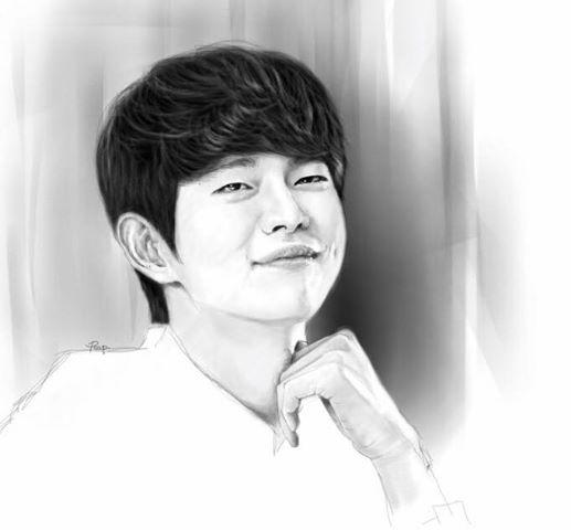Yoon Kyun Sang by raretak