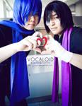 VOCALOID - Kaito and Taito