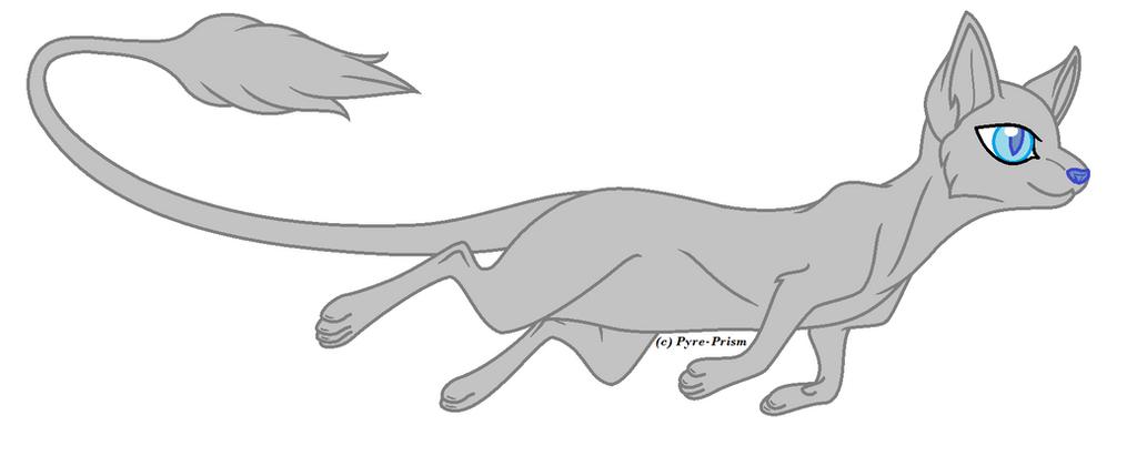 PKMN - Mew Base by Pyre-Prism