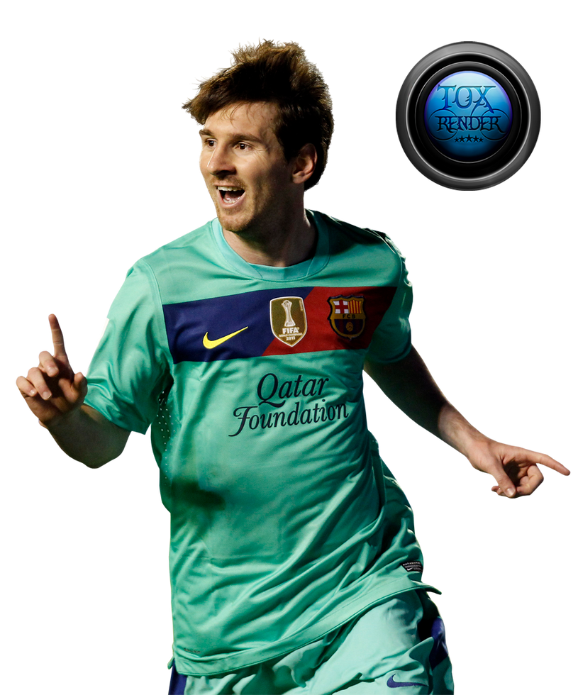 Messi by tox10