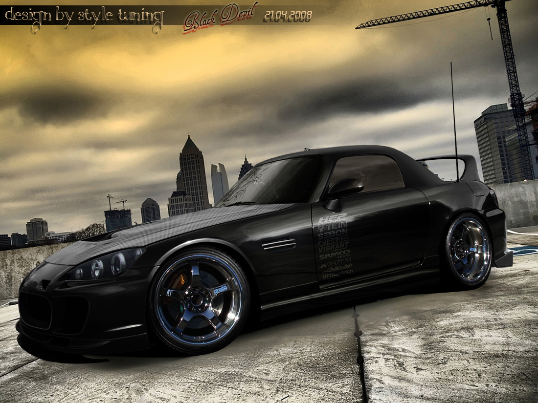 My Design Honda S2000 By Styletuning On Deviantart