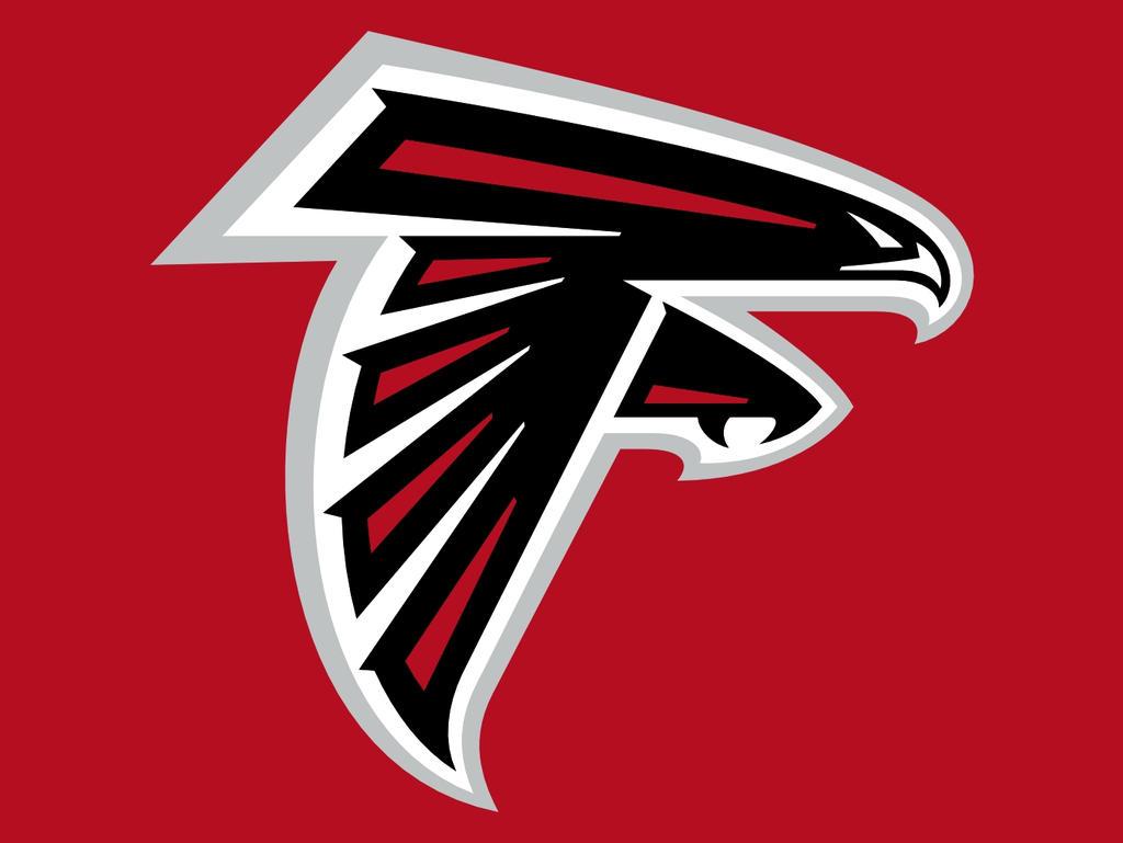 Atlanta Falcons Logo By Redfalcon821 On Deviantart