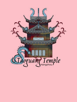 Taoguang Temple  DRAGON TAKEOVER COLLECTION 5-18-2