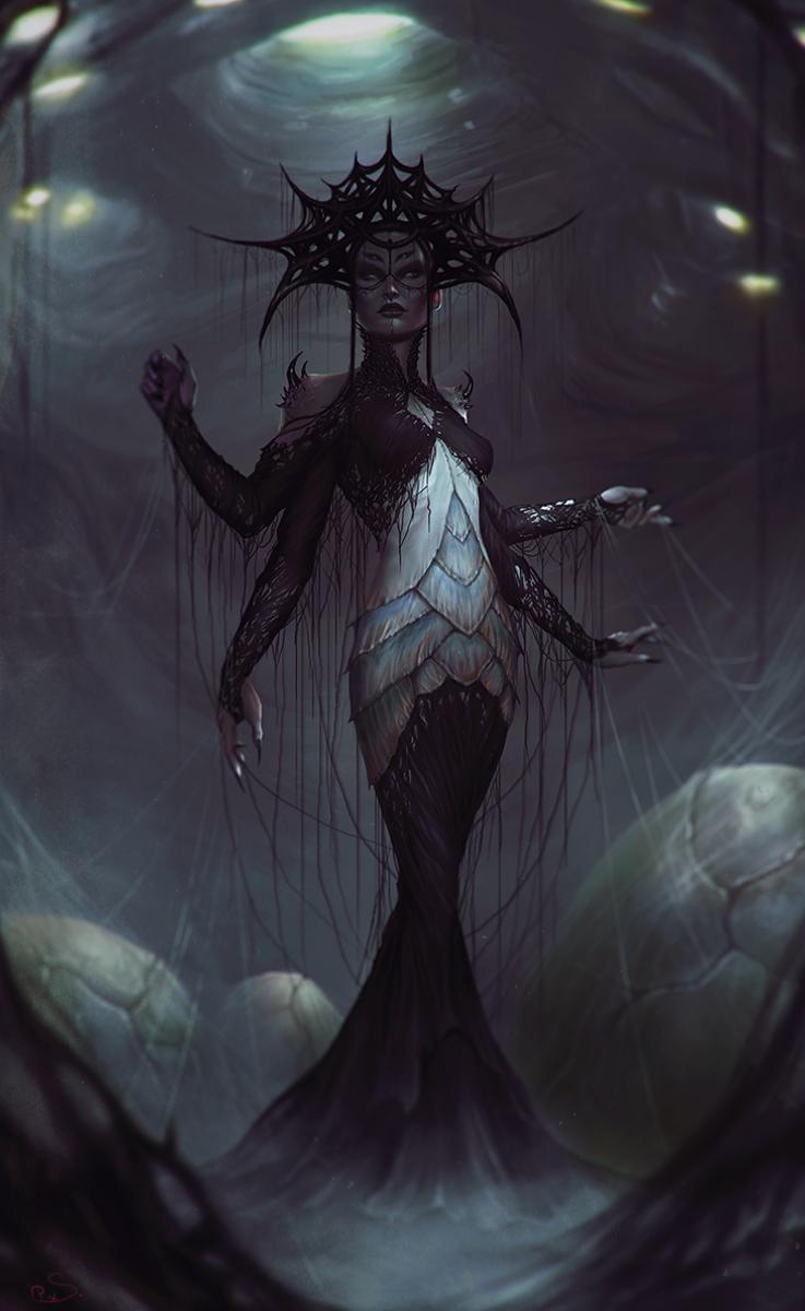 Skyrim : The Whispering Door - How to get Daedric Artefact Ebony ...
