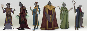 The House Telvanni by MarkoTheSketchGuy