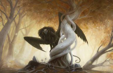 The Onyx Sphinx