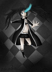 Black Rock Shooter by amadeuc