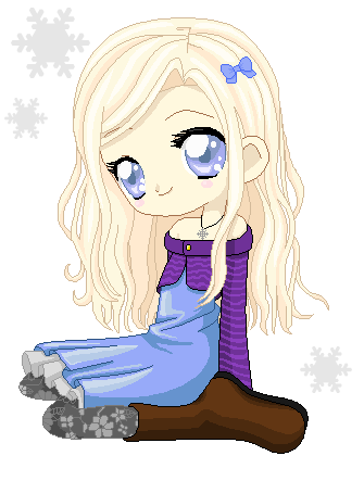My Little Snowflake by ZOMBIEgiraffes