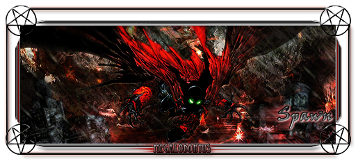 Spawn banner by C-Megalodon