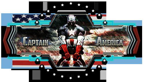 Captain America banner (rework) by C-Megalodon
